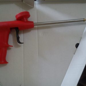 polyurethane foam spray gun