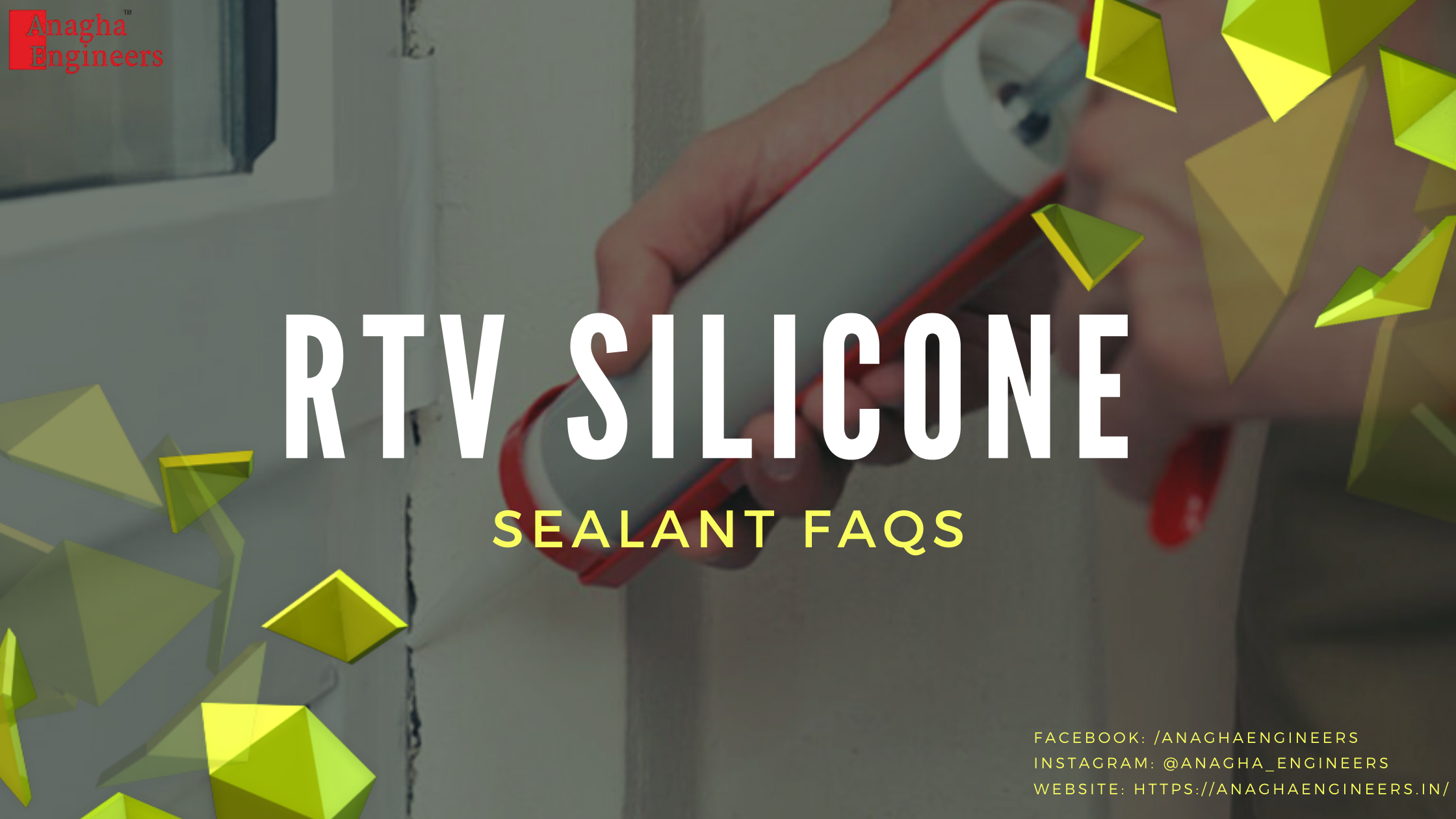 How to use RTV Silicone Sealant