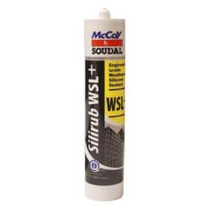 weatherproof silicone sealant