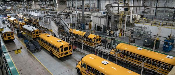 Bus Body Assembly Line-Anagha Engineers