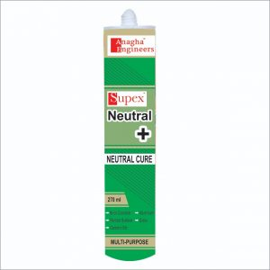 Neutral plus silicone sealant
