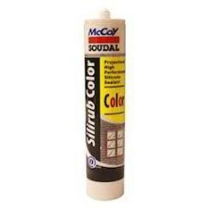 colour silicone sealant