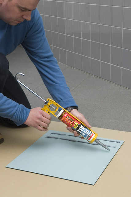 fix all high tack with ms sealant